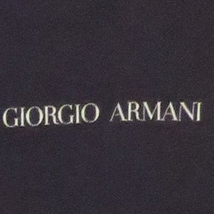 Other - Giorgio Armani Walk With Style Tshirt Large